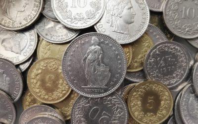 La change EUR/CHF – qu'est-ce qu'il faut savoir avant de passer à la transaction?